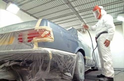 Car spray -