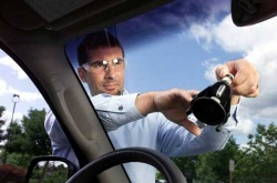 Windscreen repair -